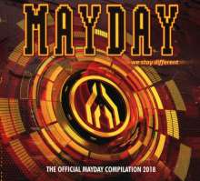 Mayday 2018 - We Stay Different, 3 CDs