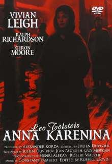 Anna Karenina (1947), DVD