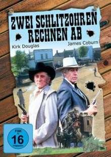 Zwei Schlitzohren rechnen ab, DVD
