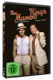 Mambo Kings, DVD
