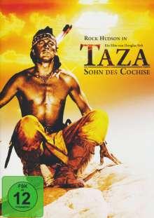 Taza, Sohn des Cochise, DVD
