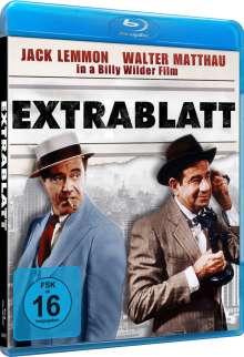 Extrablatt (Blu-ray), Blu-ray Disc
