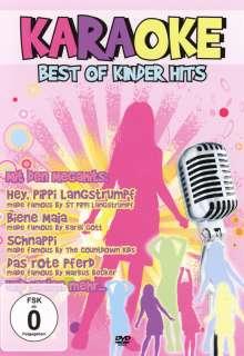 Karaoke: Best Of Kinderhits, DVD