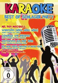 Best Of Schlagerparty, DVD