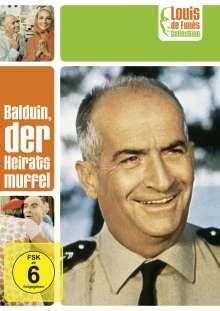 Balduin, der Heiratsmuffel, DVD