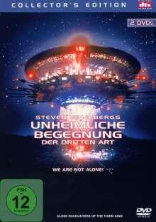 Unheimliche Begegnung der dritten Art (Collector`s Edition), 2 DVDs