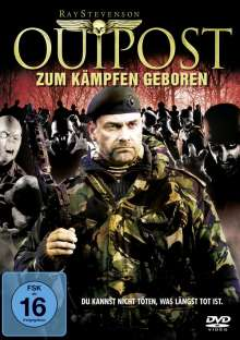 Outpost - Zum Kämpfen geboren, DVD