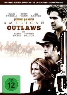 American Outlaws, DVD