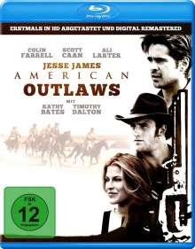 American Outlaws (Blu-ray), Blu-ray Disc