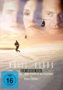 White Sands, DVD