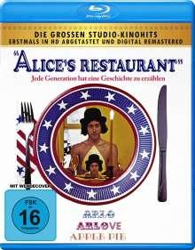 Alice's Restaurant (Blu-ray), Blu-ray Disc