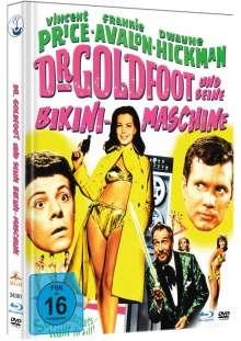 Dr. Goldfoot und seine Bikini-Maschine (Blu-ray & DVD im Mediabook), 2 Blu-ray Discs