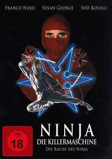 Ninja - Die Killermaschine, DVD