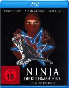 Ninja - Die Killermaschine (Blu-ray), Blu-ray Disc