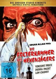 Die Folterkammer des Hexenjägers, DVD