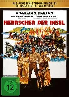 Herrscher der Insel, DVD