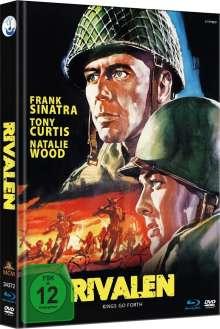 Rivalen (Blu-ray & DVD im Mediabook), 2 Blu-ray Discs