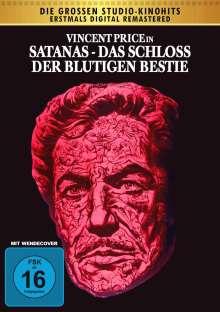 Satanas - Das Schloss der blutigen Bestie, DVD