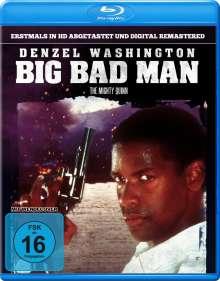 Big Bad Man (Blu-ray), Blu-ray Disc