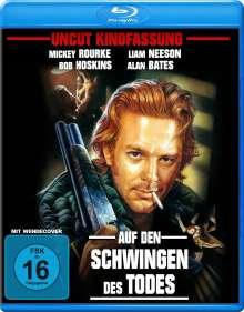 Auf den Schwingen des Todes (Blu-ray), Blu-ray Disc