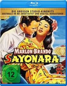 Sayonara (Blu-ray), Blu-ray Disc