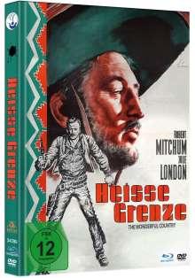 Heisse Grenze (Blu-ray & DVD im Mediabook), 2 Blu-ray Discs