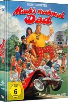 Mach's nochmal, Dad (Mediabook), 1 DVD und 1 CD