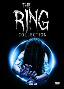 The Ring Collection, 4 DVDs