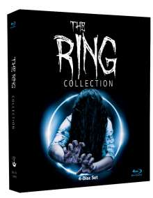 The Ring Collection (Blu-ray im Digipak), 4 Blu-ray Discs