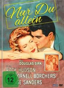 Nur Du allein (Blu-ray & DVD im Mediabook), 1 Blu-ray Disc und 1 DVD