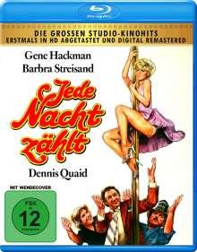 Jede Nacht zählt (Blu-ray), Blu-ray Disc