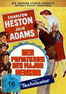 Der Privatkrieg des Major Benson, DVD