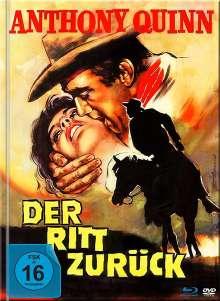 Der Ritt zurück (Blu-ray & DVD im Mediabook), 1 Blu-ray Disc und 1 DVD