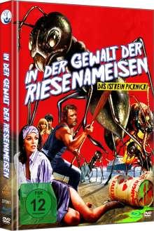 In der Gewalt der Riesenameisen (Blu-ray & DVD im Mediabook), 1 Blu-ray Disc und 1 DVD