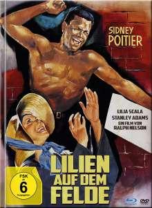 Lilien auf dem Felde (Blu-ray & DVD im Mediabook), 1 Blu-ray Disc und 1 DVD