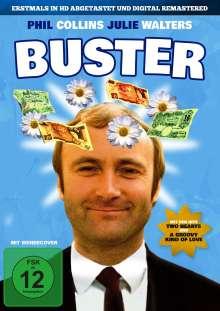 Buster - Ein Gauner mit Herz, DVD