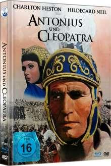 Antonius und Cleopatra (Blu-ray & DVD im Mediabook), Blu-ray Disc