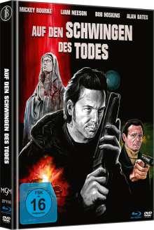 Auf den Schwingen des Todes (Blu-ray & DVD im Mediabook), 1 Blu-ray Disc und 1 DVD