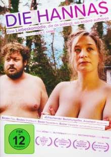 Die Hannas - Eine Liebeskomödie, die da anfängt, wo andere aufhören, DVD