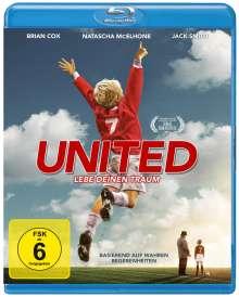 United - Lebe deinen Traum (Blu-ray), Blu-ray Disc