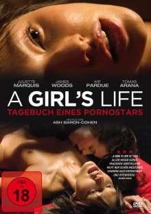 A Girl's Life - Tagebuch eines Pornostars, DVD