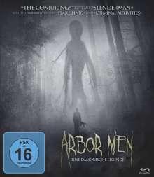 Arbor Men (Blu-ray), Blu-ray Disc