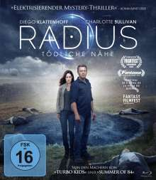 Radius (Blu-ray), Blu-ray Disc