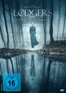 The Lodgers, DVD