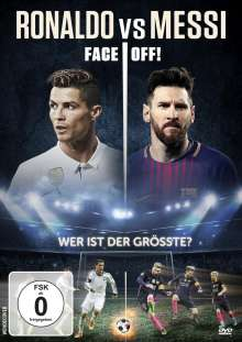 Ronald vs. Messi - Face Off!, DVD