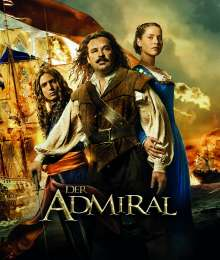 Der Admiral - Kampf um Europa (Blu-ray im Steelbook), Blu-ray Disc