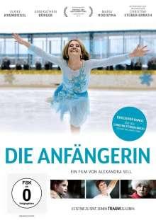 Die Anfängerin, DVD