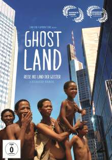 Ghostland - Reise ins Land der Geister (OmU), DVD