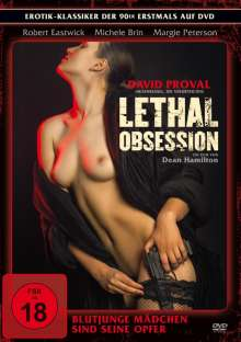 Lethal Obsession, DVD