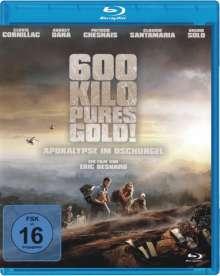 600 Kilo pures Gold! - Apokalypse im Dschungel (Blu-ray), Blu-ray Disc